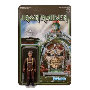 Super7 Iron Maiden ReAction Figure - Aces High