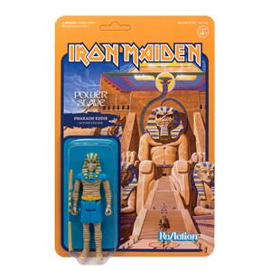 Super7 Iron Maiden ReAction Figure Powerslave