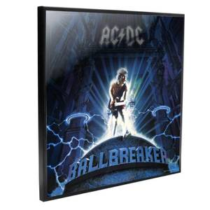 AC/DC - Ball Breaker Crystal Clear Pictures Wall Art