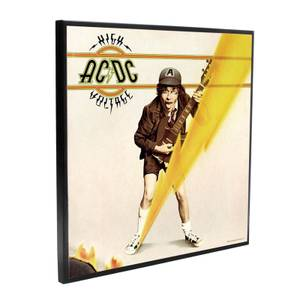 AC/DC - High Voltage Crystal Clear Pictures Wall Art