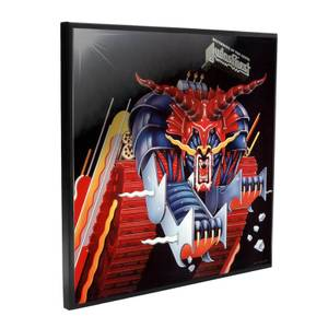 Judas Priest - Defenders Of The Faith Crystal Clear Pictures Wall Art