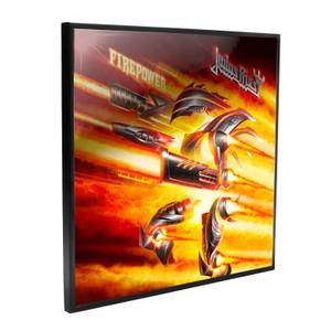 Judas Priest - Firepower Crystal Clear Pictures Wall Art