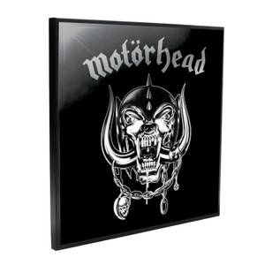 Motorhead - Logo Crystal Clear Pictures Wall Art