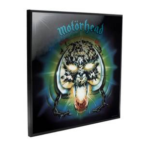 Motorhead - Overkill Crystal Clear Pictures Wall Art