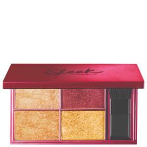 Sleek MakeUP Highlighting Palette Fire It Up