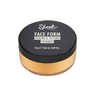 Sleek MakeUP Face Form Baking and Setting Powder - Banana