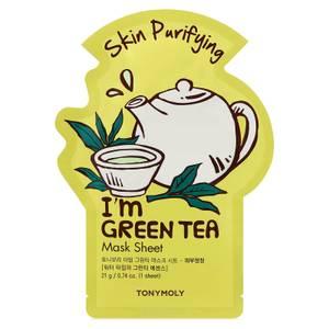 TONYMOLY I'm Green Tea Sheet Mask 21ml