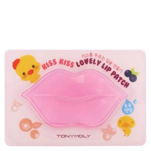 TONYMOLY Kiss Kiss Lovely Lip Patch In Berry 10g