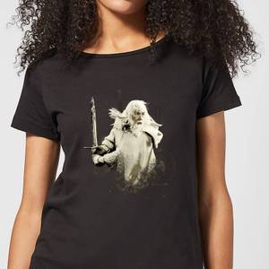 The Lord Of The Rings Gandalf Women's T-Shirt - Black
