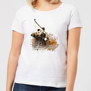 The Lord Of The Rings Legolas Women's T-Shirt - White