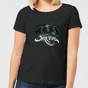 The Lord Of The Rings Shelob Women's T-Shirt - Black
