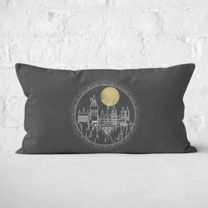 Harry Potter Hogwarts Rectangular Cushion