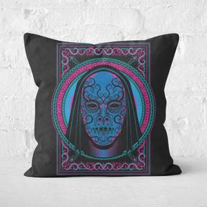 Harry Potter Death Eater Square Cushion
