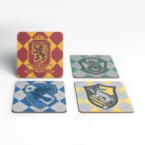 Harry Potter House Coaster Set