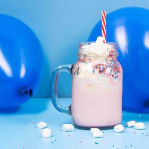 Slush Puppie Red Cherry Freakshake Kit
