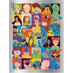 Disney's Toy Story By Dave Perillo - Foil Edition