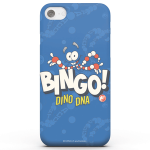 Coque Smartphone Bingo Dino DNA - Jurassic Park pour iPhone et Android