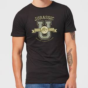Jurassic Park Fossil Finder Men's T-Shirt - Black