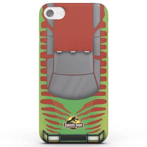 Coque Smartphone Tour Car - Jurassic Park pour iPhone et Android