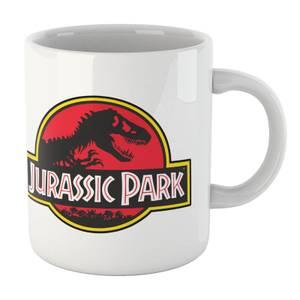 Jurassic Park Logo Mug