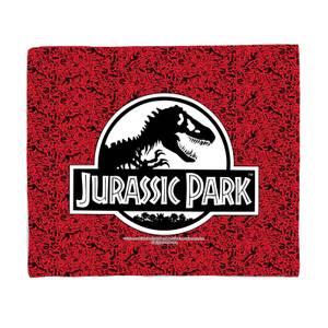 Plaid Jurassic Park Logo