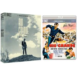 Rio Grande (Masters of Cinema) - Limited Edition