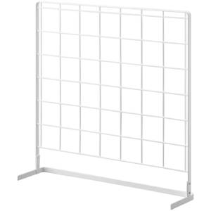 Yamazaki Tower Kitchen Self Standing Panel - White