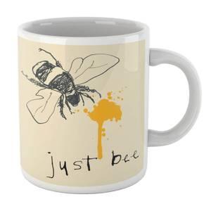 Poet and Painter Just Bee Mug