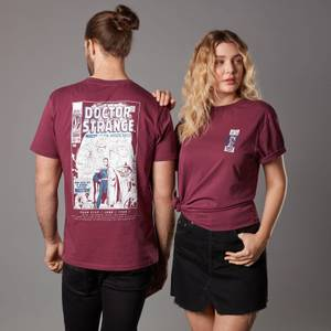 Marvel Doctor Strange Issue 169 Unisex T-Shirt - Burgundy