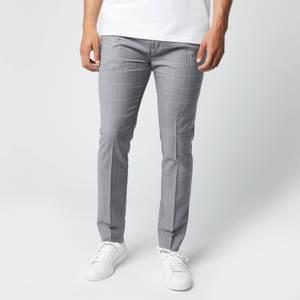 HUGO Men's Zennet202 Trousers - Open Grey