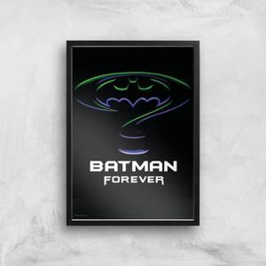 Batman Forever Giclee Art Print