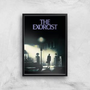 The Exorcist Giclee Art Print