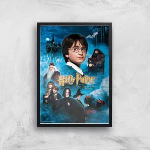 Harry Potter and the Philosopher's Stone Giclee Art Print