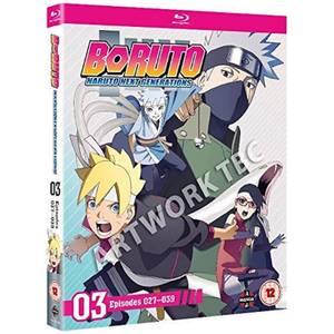 Boruto: Naruto Next Generations Set Three (Episodes 27-39)