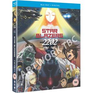 Star Blazers Space Battleship Yamato 2202: Part Two