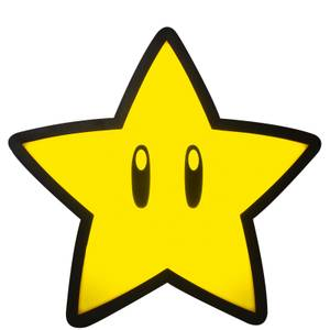 Super Mario Super Star Light with Projection