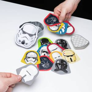Star Wars Dark Side Shuffle Card Game
