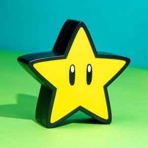 Super Mario Super Star Light with Sound