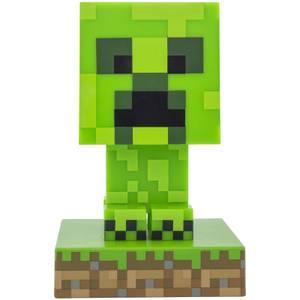 Icône de Lumière Creeper Minecraft
