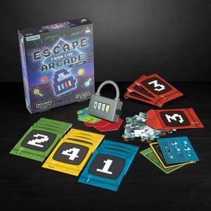 Escape From The Arcade Escape Room Game