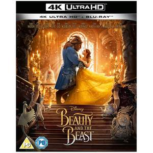 Beauty and the Beast (Live Action) 4K Ultra HD (Includes 2D Blu-ray)