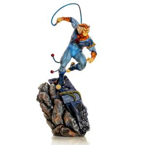 Iron Studios Thundercats BDS Art Scale Statue 1/10 Tygra 30 cm