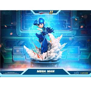 First 4 Figures Mega Man 11 Statue 1/4 Mega Man 42 cm