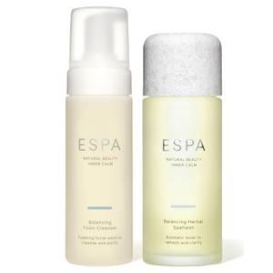 ESPA Balancing Cleanse and Tone Duo
