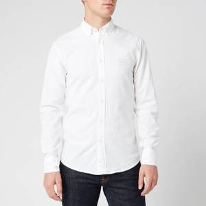 BOSS Men's Mabsoot 1 Shirt - White
