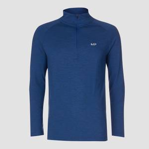 MP Performance 1/4 Zip - Cobalt/Sort
