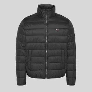 Tommy Jeans Men's Packable Light Down Jacket - Black