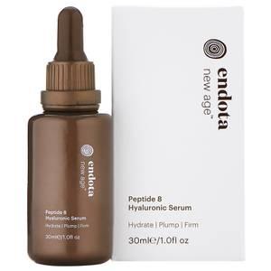 endota spa Peptide 8 Hyaluronic Serum 30ml