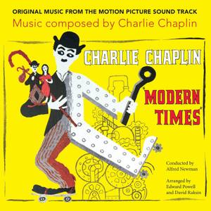 Charlie Chaplin - Modern Times LP