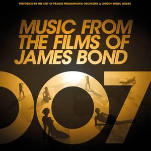 Orquesta Filarmónica de la Ciudad de Praga - Música de las películas de James Bond 2LP